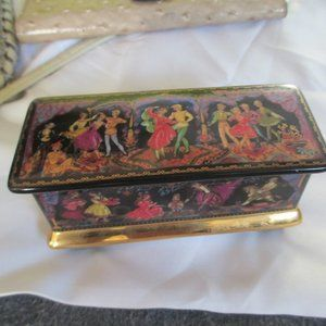 Other - Porcelain Russian Nutcracker ballet music box